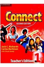 کتاب زبان (Connect 1 Teachers Edition (Second Edition