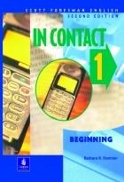 کتاب زبان In Contact 1 Student Book & Work book With CD
