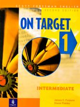 کتاب زبان (On Target 1 (SB+WB+CD