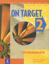 کتاب زبان (On Target 2 (SB+WB+CD
