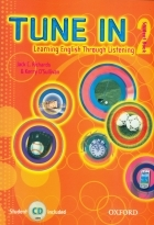 کتاب زبان Tune In 2 Student Book