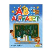 کتاب زبان ABC alphabet