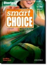 کتاب زبان smart choice starter