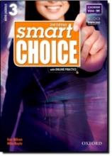 کتاب زبان smart choice 3