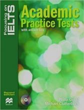 کتاب زبان Focusing on IELTS:Academic practice Tests skills +cd 2ed