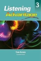 کتاب زبان Listening Advantage 3