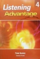 کتاب زبان Listening Advantage 4