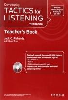 کتاب معلم Tactics for Listening Developing: Teacher's Book Third Edition