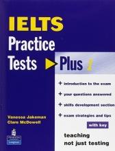 کتاب آیلتس پرکتیس تست پلاس IELTS Practice Tests Plus1 with CD