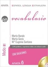 کتاب زبان Vocabulario. Nivel Medio B1