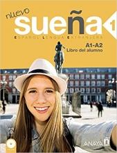 کتاب اسپانیایی Nuevo Sueña 1. Libro del Alumno + Cuaderno de ejercicios