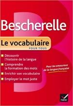 کتاب زبان Bescherelle Le Vocabulaire Pour Tous
