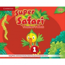 کتاب زبان Super Safari 1 Teachers Book