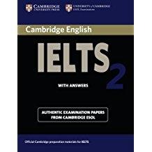 کتاب آیلتس کمبریج IELTS Cambridge 2 with CD