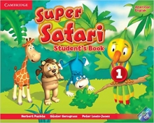 کتاب امریکن سوپر سفری (American Super Safari 1 (SB+WB+CD+DVD