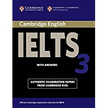 کتاب کمبریج آیلتس IELTS Cambridge 3 with CD