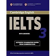 کتاب کمبریج آیلتس IELTS Cambridge 3 with CD