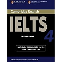 کتاب آیلتس کمبریج IELTS Cambridge 4 with CD