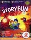 کتاب زبان Storyfun for 2 Students Book