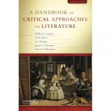 کتاب A Handbook of Critical Approaches to Literature 6th edition