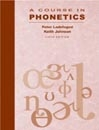 کتاب زبان A Course In Phonetics 6th+CD