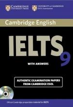 کتاب آیلتس کمبریج IELTS Cambridge 9 with CD