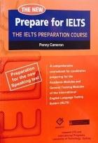 کتاب زبان The New Prepare for IELTS the IELTS Preparation Course