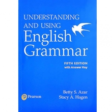 کتاب گرامر بتی آذر Understanding and Using English Grammar 5th+CD