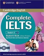کتاب آموزشی کامپلیت ایلتس (Cambridge English Complete Ielts b1 (4-5