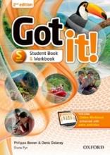 کتاب آموزشی گات ایت Got It Starter second Edition