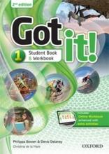 کتاب آموزشی گات ایت Got It 1 Second Edition