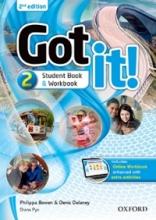کتاب آموزشی  گات ایت Got It 2 Second Edition