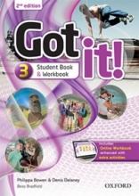 کتاب  آموزشی گات ایت Got It 3 Second Edition
