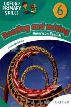 کتاب زبان American Oxford Primary Skills 6 reading & writing+CD