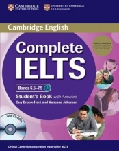 کتاب آموزشی کامپلیت ایلتس (Cambridge English Complete Ielts c1 (6.5-7.5