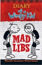 کتاب زبان Diary Of A Wimpy Kid: Mad Libs