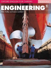 کتاب زبان Oxford English for Careers Engineering 1: Students Book