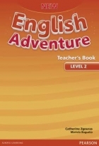 کتاب زبان New English Adventure Teacher's Book Level 2