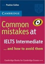کتاب اشتباهات رایج در آیلتس متوسطه Common Mistakes at IELTS Intermediate