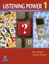 کتاب زبان Listening Power 1+CD