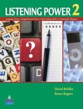 کتاب زبان Listening Power 2+CD