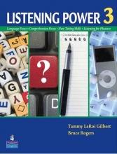 کتاب زبان Listening Power 3+CD