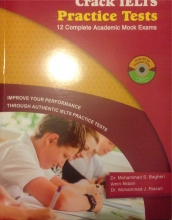 کتاب زبان (Crack Ielts Practice Tests (academic