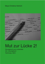 کتاب زبان آلمانی !Helmich: Mut zur Luecke 2