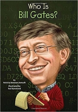 کتاب زبان Who Is Bill Gates