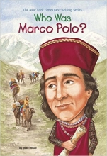 کتاب زبان Who Was Marco Polo
