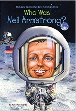 کتاب زبان Who Was Neil Armstrong