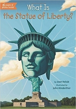 کتاب زبان What Is the Statue of Liberty