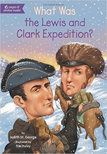 کتاب زبان What Was the Lewis and Clark Expedition