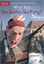 کتاب زبان What Was the Boston Tea Party